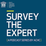 Album cover for Survey The Expert: ACHC