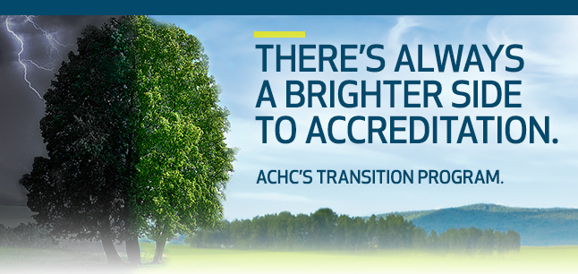 ACHC's Transition Program